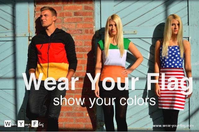 Deutschland Kleider, Deutschland Röcke, Deutschland Tops, Deutschland Shirts - 1 A Markenware, schwarz, rot, gold - Wear Your Flag