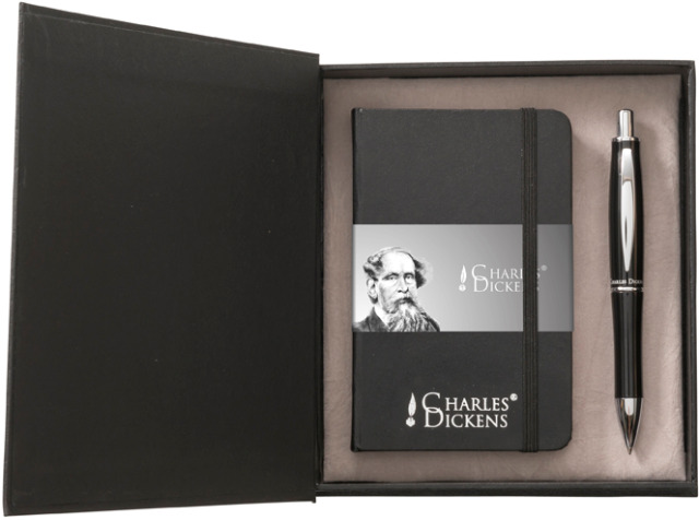 """Charles Dickens Schreibset """"Notary"""""""