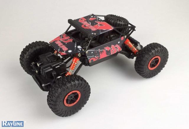 RC Car Crawler 699-83