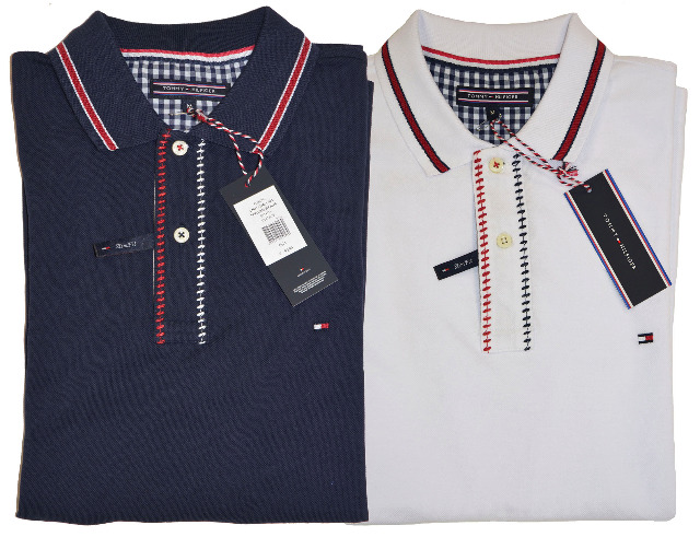 TOMMY HILFIGER POLO SHIRT NEW STYLE