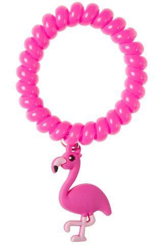 21-0416, Armband Flamingo