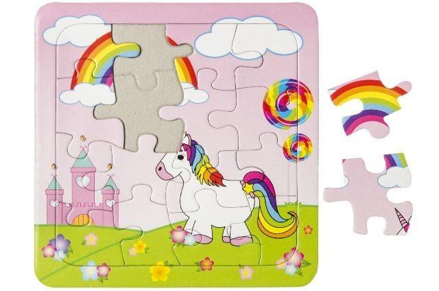 21-7358, Puzzle Einhorn