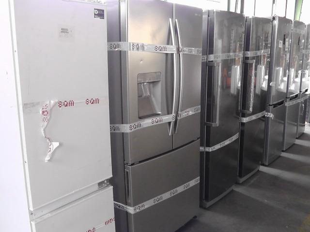 Lot Samsung Weiße Ware, Side-by-Side, Kühlschränke, Waschmaschinen ...