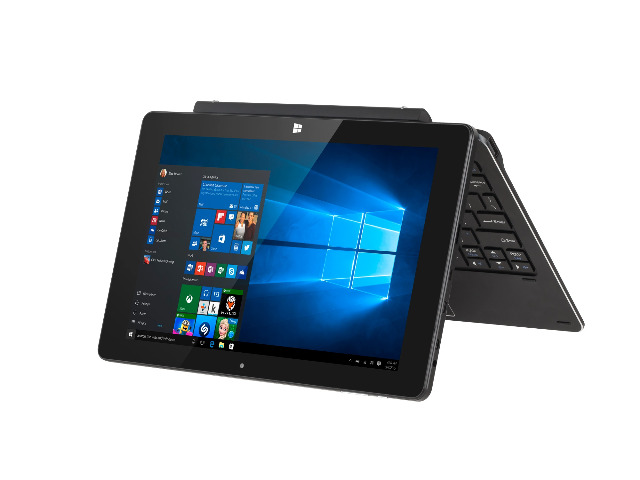 Krüger & Matz EDGE KM1086 2in1 Tablet PC mit Tastatur 10,1