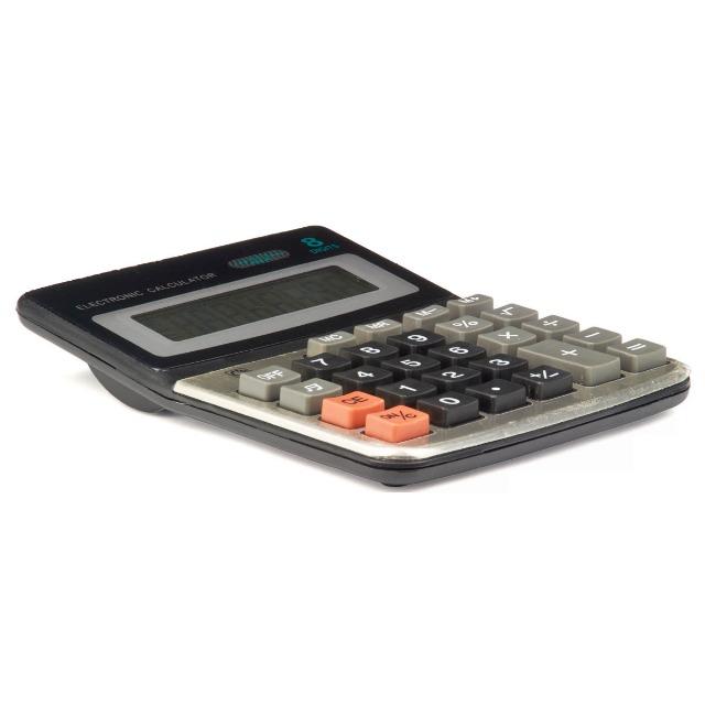 28-760073, Taschenrechner, 8-stellig, Tischrechner
