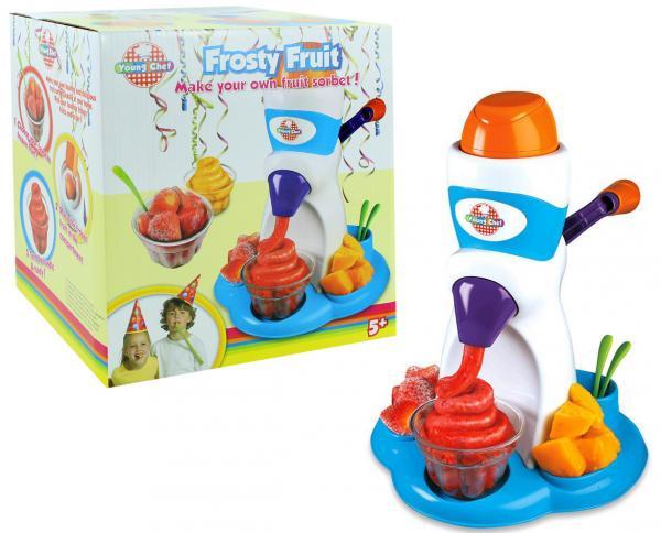 Frosty Fruit Eismaschine in Box ca 25x26,5x23cm