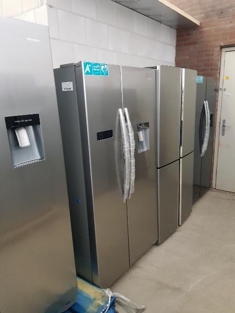 Side by Side Kühlschränke | Amerikanischer Kühlschränke | A- und B- Ware