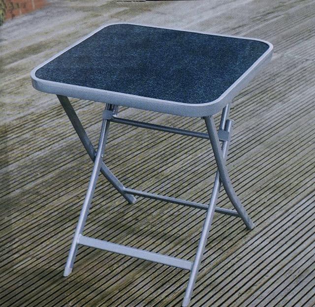 gartentisch klappbar alu gallery of klappbar alu gartentisch tisch zelten klapptisch von siehe. Black Bedroom Furniture Sets. Home Design Ideas