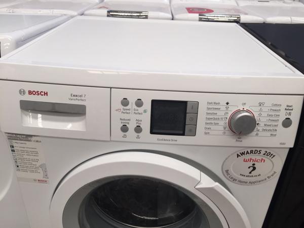 Waschmaschinen | Geprüft und funktioniert: BOSCH-SAMSUNG-HOOVER-HOTPOINT-BEKO-LG-MIELE-SIEMENS