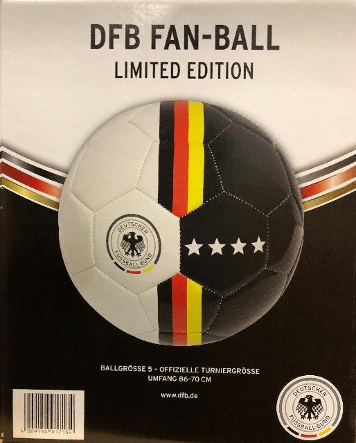 DFB - FUßBALL GRÖßE 5 LIMITED EDITION