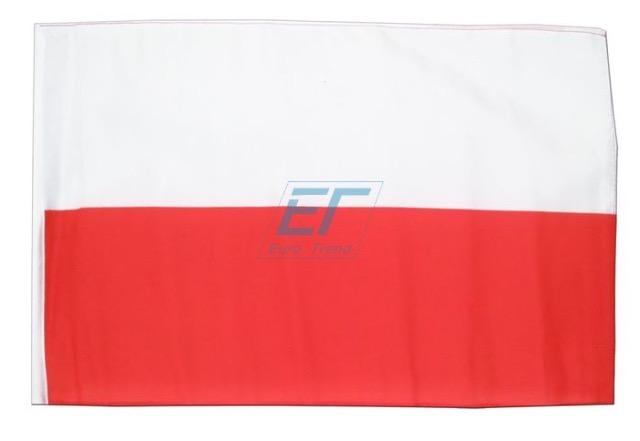 POLEN Fahne 150 x 90cm mit Metallösen