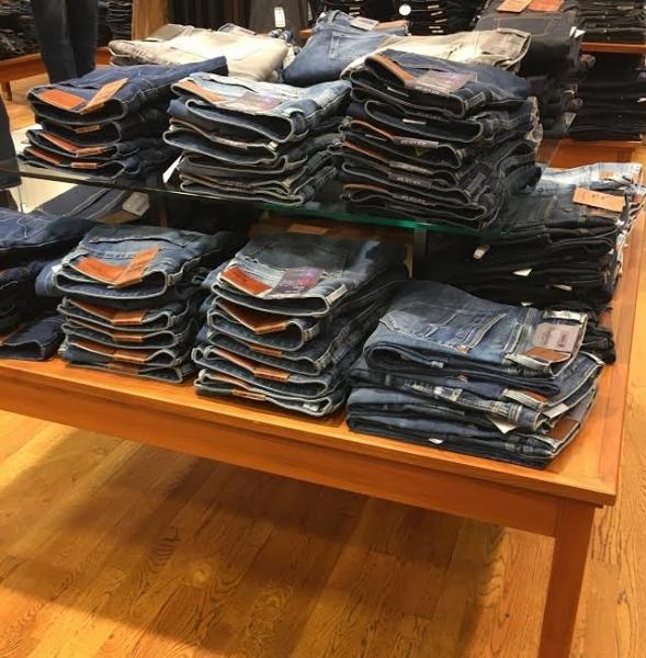 Insolvenzware – Marken Jeans