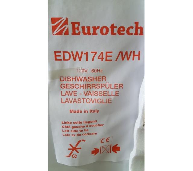Geschirrspüler/Dishwasher/Lave-vaisselle/Lavastoviglie