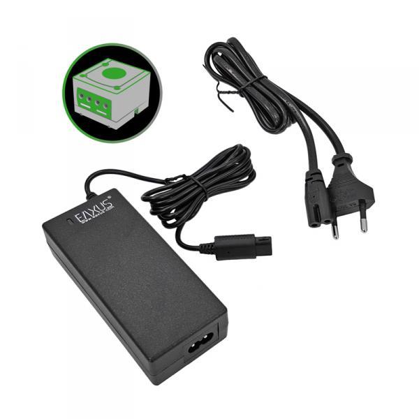 AC Adapter für Gamecube Nin GC Gaming Konsole 12V 3,25A Netzteil Eaxus