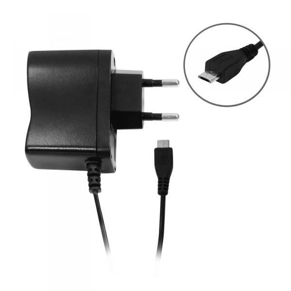 Universal Micro USB Ladegerät für PS4 Controller 230 - 240V Netzteil 90cm Eaxus