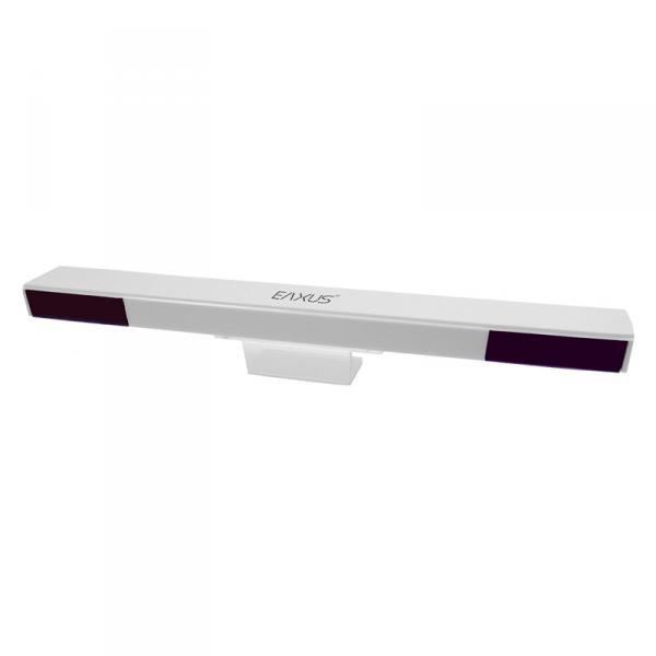 Wireless Wii + Wii U Infrarot Sensorleiste / Sensorbar kabellos, 7,5m Eaxus