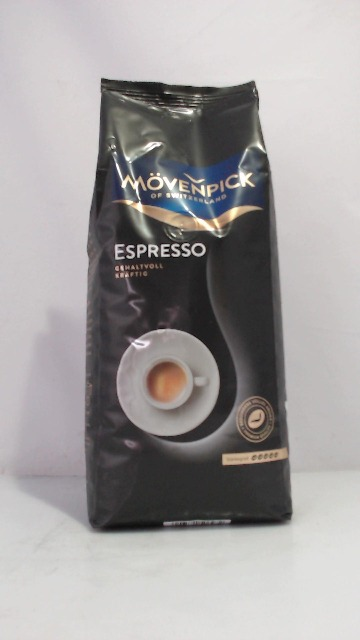 Mövenpick Kaffee - Der Himmlische (gemahlen oder ganze Bohnen) 500 g