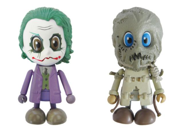 COLLECTOR'S FIGURES Scarecrow Joker BATMAN MOVIE