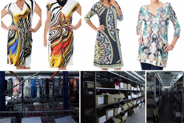 ca. 7.111 Stk exklusive Damenbekleidung von Manou Lenz Restposten