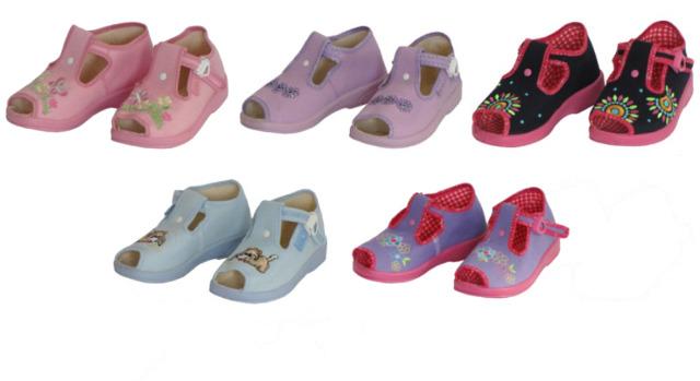 Kindersandalen Sandalen Kinderschuhe verschiedene Modelle