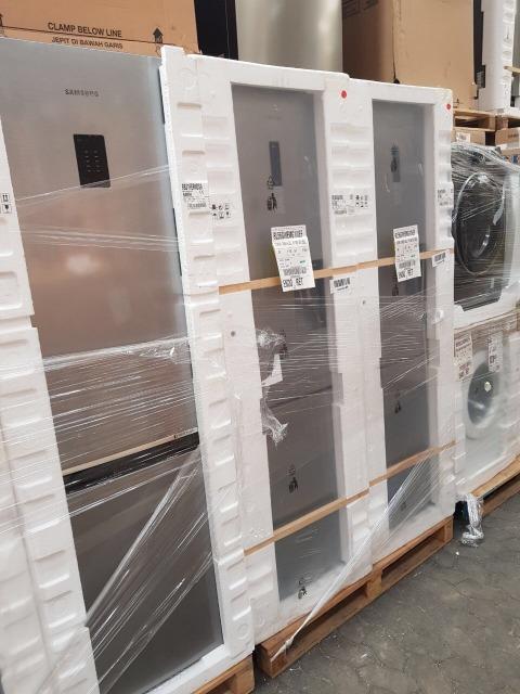 Sanitärartikel, Haushaltsgeräte, El.Geräte- gemischte EU-Ware ab Lager Deutschland ( NRW)