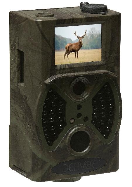Denver WCT-5003 MK3 Wildkamera mit Bewegungssensor Tier Wild Überwachungskamera Futterkamera