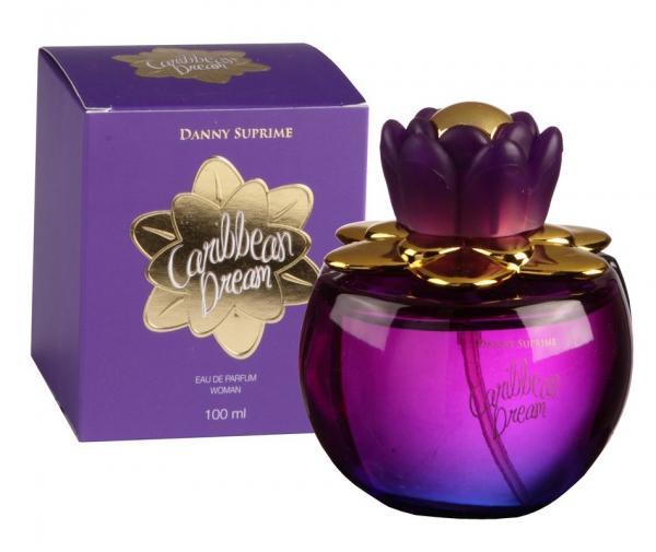Danny Suprime, Caribbean Dream, Eau de Parfum, 100ml