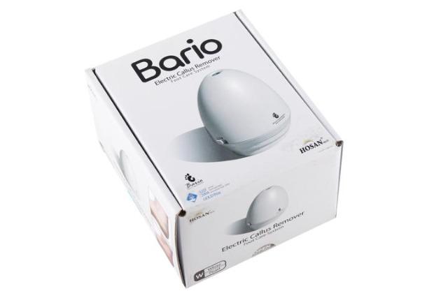 250 Stück elektrische Hornhautentferner Bario NEU Restposten