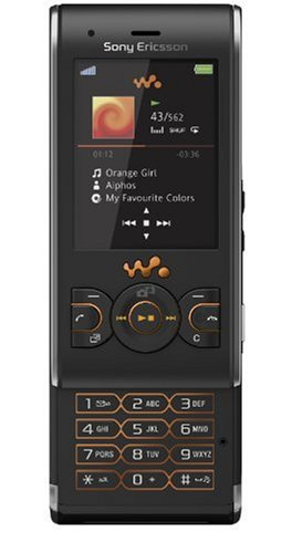 Sony Ericsson W595 Handy (Bluetooth, 3.2MP, 2GB Memory Stick, Walkman, UKW-Radio)
