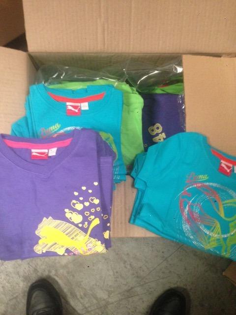 Puma Kinder T-Shirts