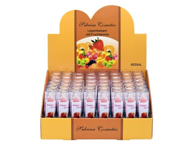 28-310195, Lippenbalsam mit Fruchtaroma