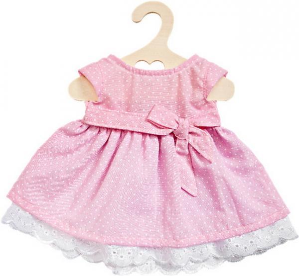 Puppen-Sommerkleid rosa, 35-45cm, 1 Stück