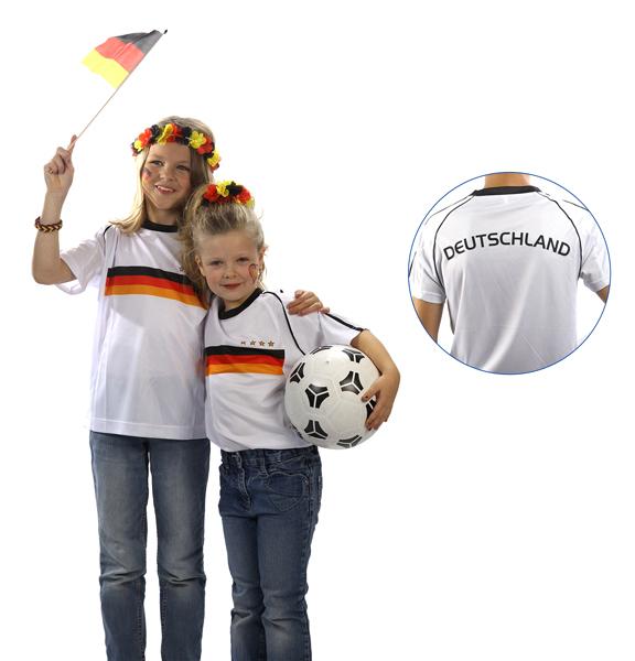 17-547495KD, Kinder Fußballtrikot