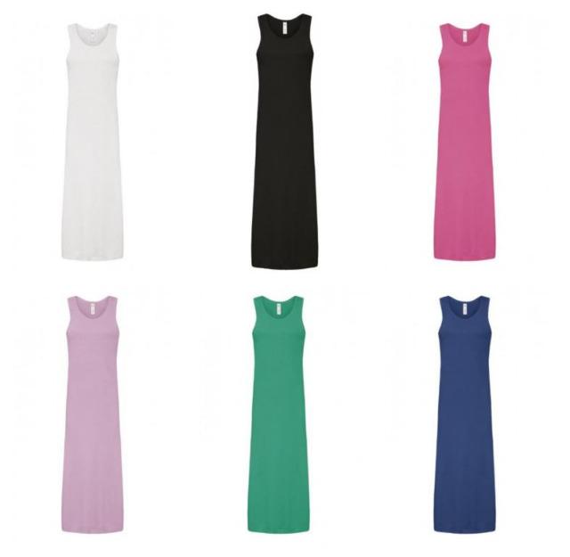 Damen Jersey Kleider Sommerkleider Mix Restposten Damenkleider Damenmode Posten