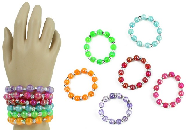 27-80162, Armband mit Perlen, Armbänder, Modeschmuck