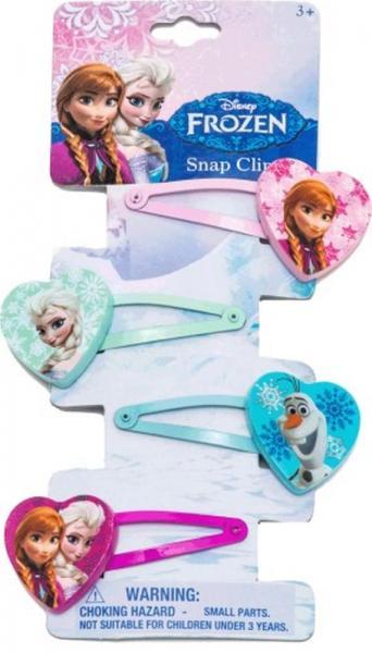 Disney Frozen - Die Eiskönigin Haarklippchen , 1 Set