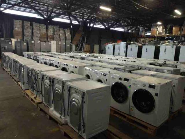 SAMSUNG Waschmaschinen | 200 Stück | geprüfte B-Ware