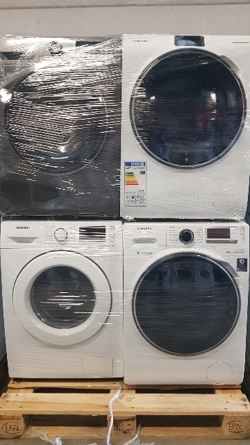 Samsung Washing machines Dryers and Dishwashers refurbished
