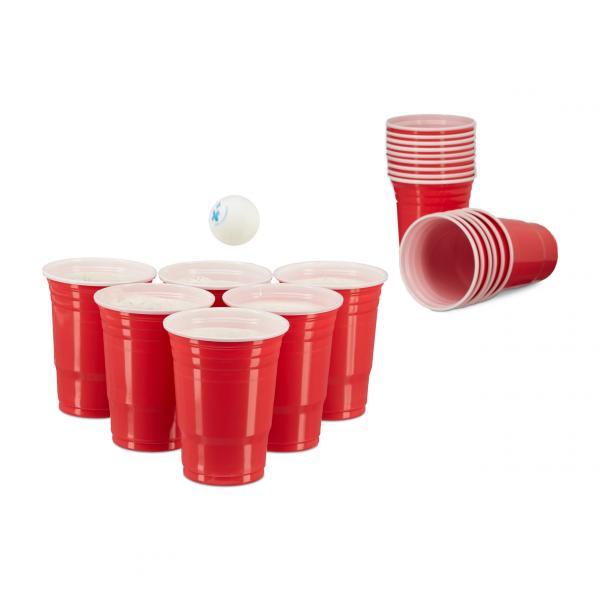 Beer Pong Getränkebecher 50er Pack