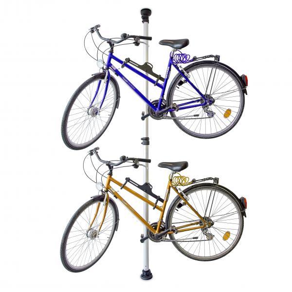 Fahrradhalterung Teleskop für 2 Räder