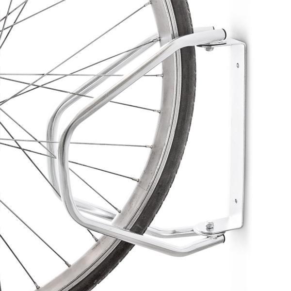 Fahrradständer Wand einstellbar