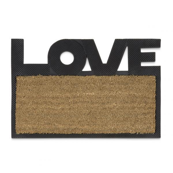 Fußmatte Kokos LOVE