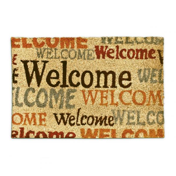 Fußmatte Welcome' Kokos 40x60 cm