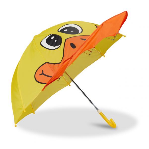 Kinderregenschirm mit 3D Motiv