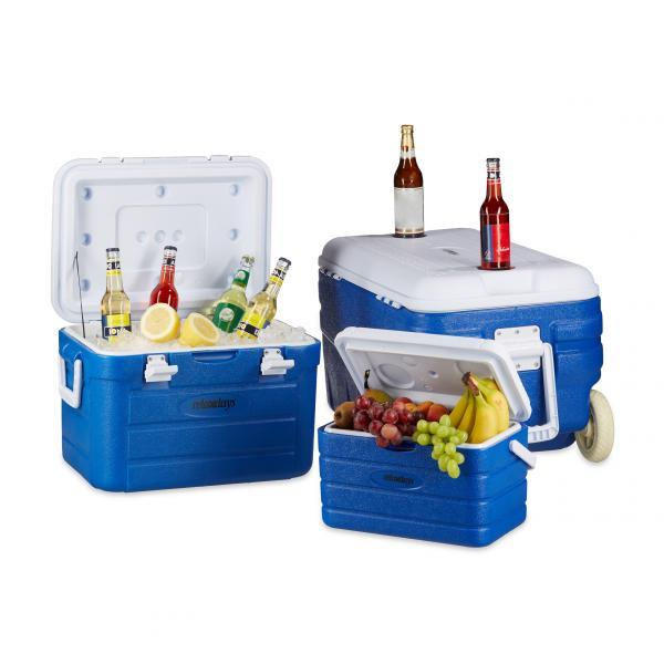 Kühlbox ohne Strom 3er Set mit Trolley
