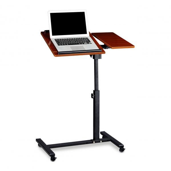 Laptoptisch mit verstellbarem Mauspad