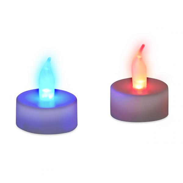LED Teelicht Farbwechsel im Set