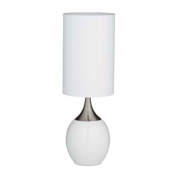 Nachttischlampe REEVA oval
