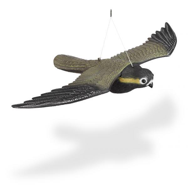 Raubvogel Attrappe Falke