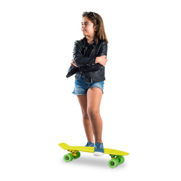 Skateboard Kinder 22 Zoll in 6 Farben